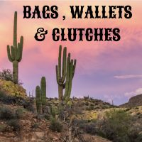 BAGS , CLUTCHES & WALLETS